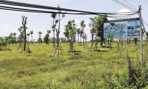 Siết chặt quản lý đất đai