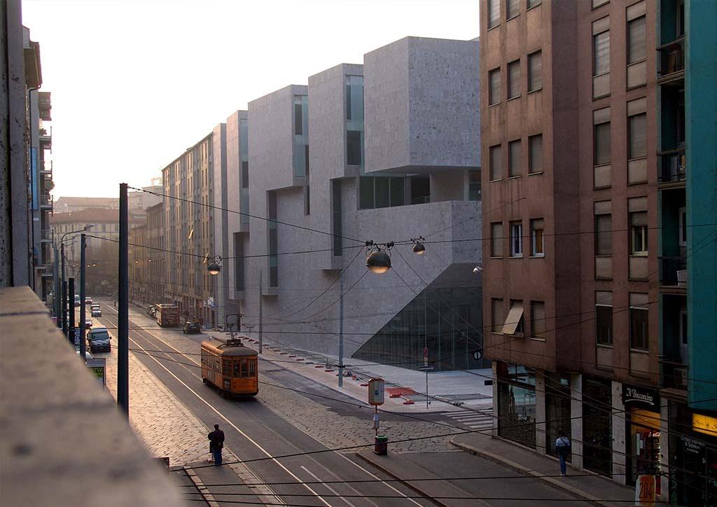 Đại học Luigi Bocconi (Milan, Italy 2008). Ảnh: Federico Brunetti