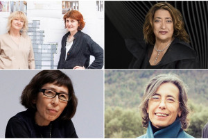 Những nữ kiến trúc sư tài năng từng đoạt giải thưởng kiến trúc danh giá Pritzker từ năm 1979