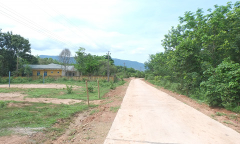 Hướng Hóa (Quảng Trị) chọn hướng đi trong xây dựng NTM cho xã vùng đặc biệt khó khăn và biên giới