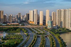 Phát triển đô thị xanh, thông minh và bền vững