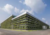 Nhà máy Jakob – Nhà tiên phong trong thiết kế công nghiệp bền vững tại Việt Nam