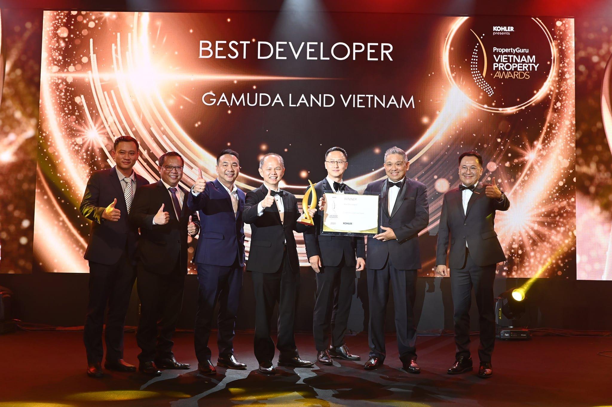 Gamuda Land Vietnam - Nhà phát triển BĐS tốt nhất