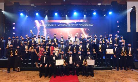 Giải thưởng bất động sản Việt Nam PropertyGuru 2020 vinh danh các nhà phát triển nổi bật nhất Việt Nam
