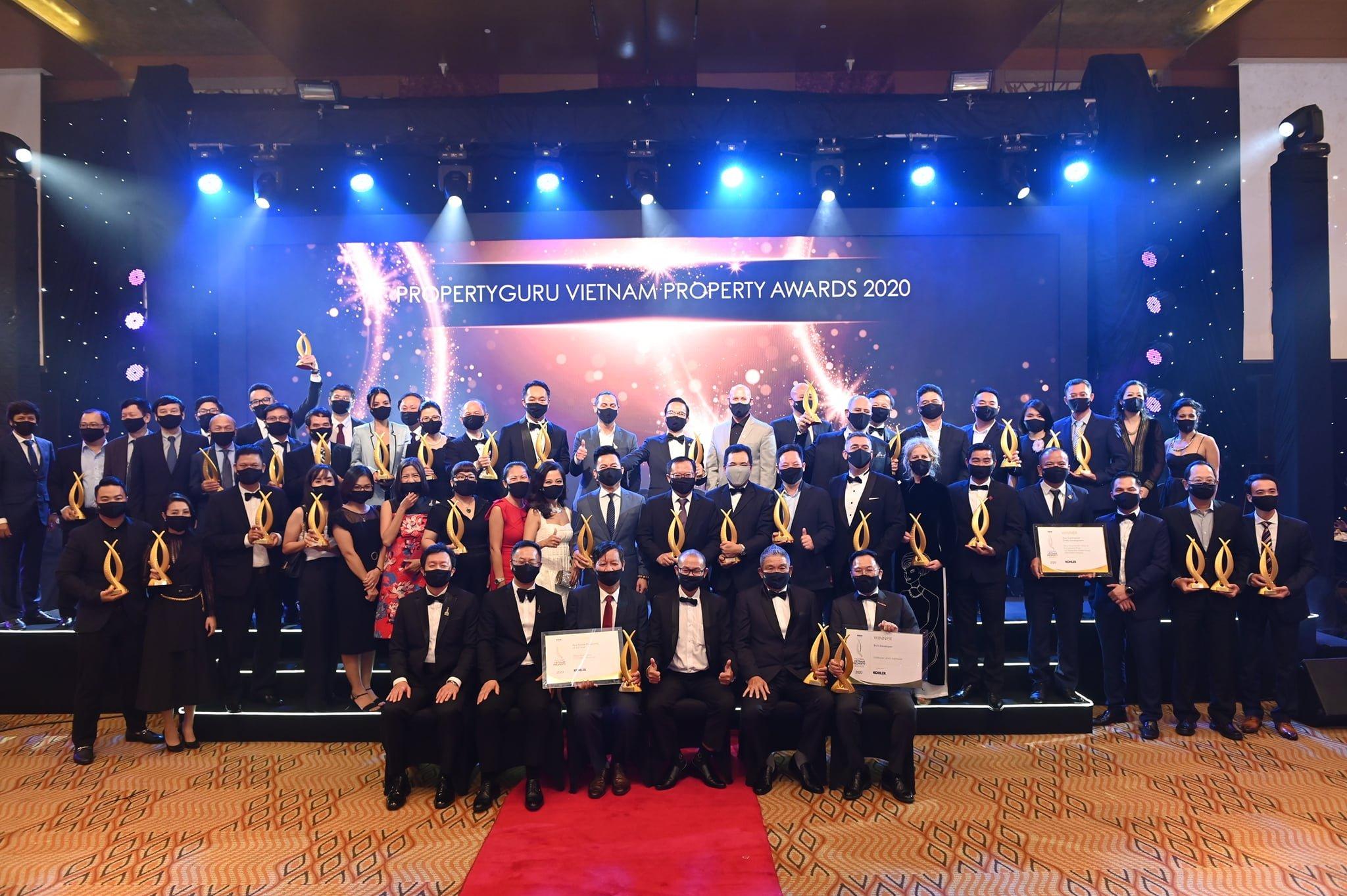 Giải thưởng BĐS Việt Nam PropertyGuru 2020 tôn vinh các nhà phát triển nổi bật nhất
