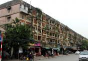 Khẩn trương rà soát hiện trạng nhà chung cư cũ nguy hiểm