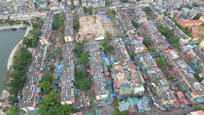 Bộ Xây dựng đề xuất sửa Luật nhà ở, gỡ vướng cải tạo chung cư cũ trên địa bàn TP Hà Nội