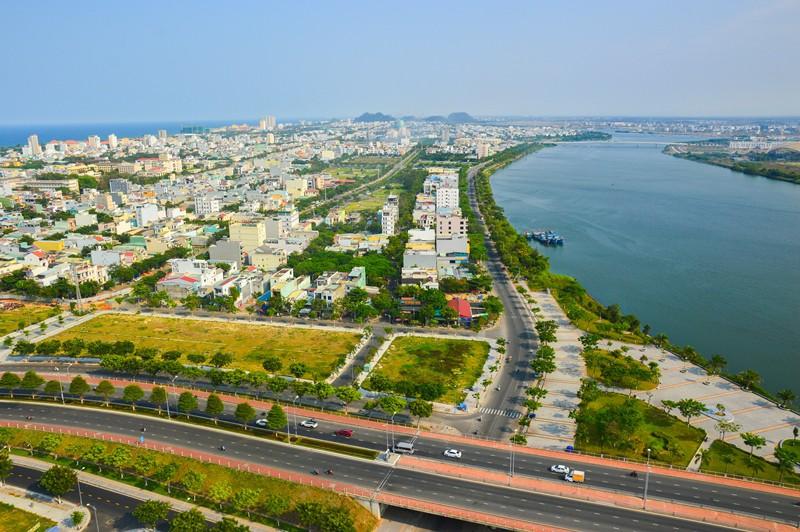Tổng nguồn thu từ đất giai đoạn 1997-2019 tại Đà Nẵng đạt hơn 51.500 tỉ đồng. Ảnh: TẤN VIỆT