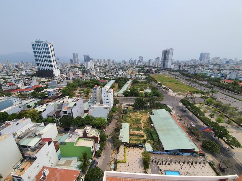 Sau đại dịch COVID-19, giá đất tại Đà Nẵng đã giảm và còn có thể giảm sâu trong thời gian tới. Ảnh: TẤN VIỆT
