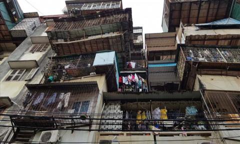 Hà Nội: Thực hiện dứt điểm việc di dời người dân ra khỏi chung cư cũ nguy hiểm