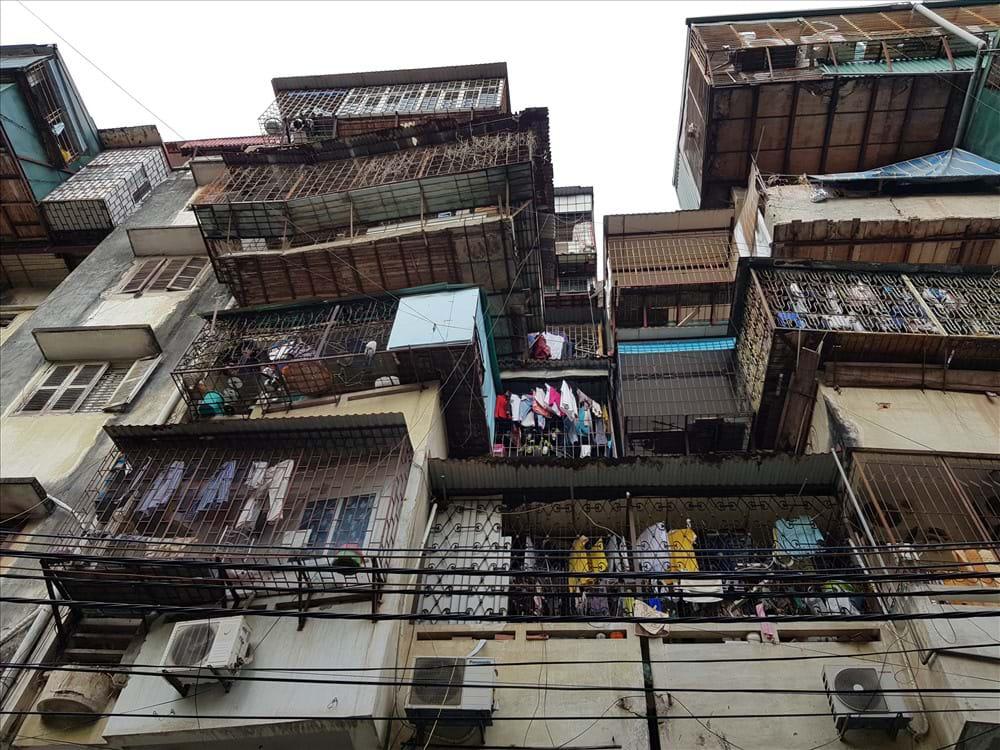 Thực hiện dứt điểm di dời các hộ dân ra khỏi chung cư cũ nguy hiểm