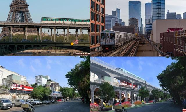 Các tuyến đường xây dựng đầu thế kỷ 20 vẫn đang vận hành tốt tại Paris và Chicago trong thế kỷ 21 và không ngừng hiện đại hóa cho thấy tuyến ĐSĐT số 1 Yên Viên - Ngọc Hồi có thể khai thác tối ưu hạ tầng hiện có và thu hút đầu tư từ nội lực thay vì chỉ vẽ ra dự án khủng nhưng chỉ trông vào đi vay
