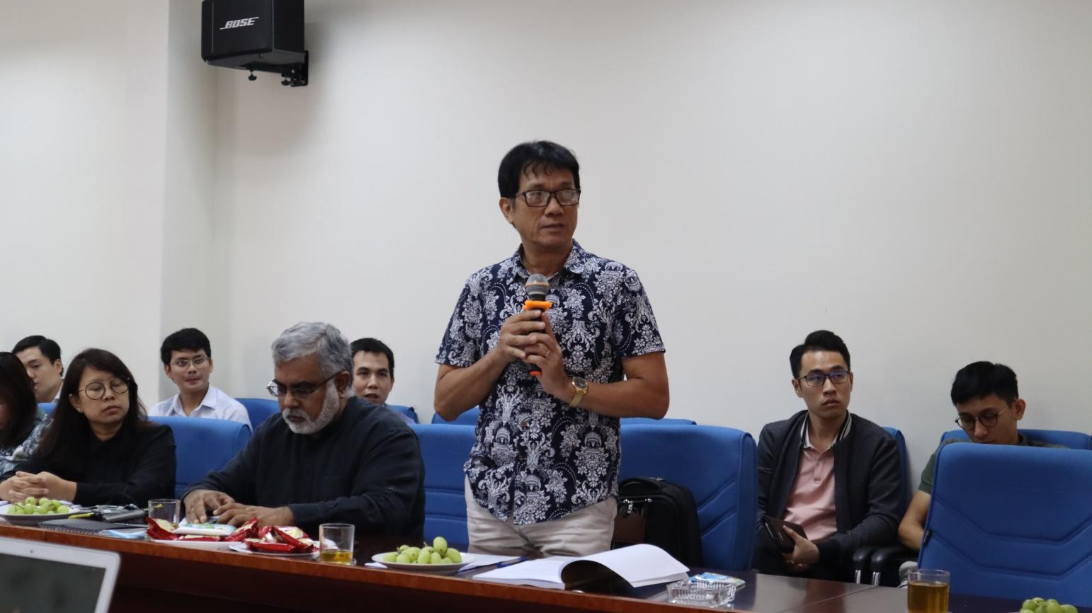 TSKH. Bạch Quốc Khang - Cố vấn Ban chủ nhiệm Chương trình KHCN phục vụ Xây dựng NTM