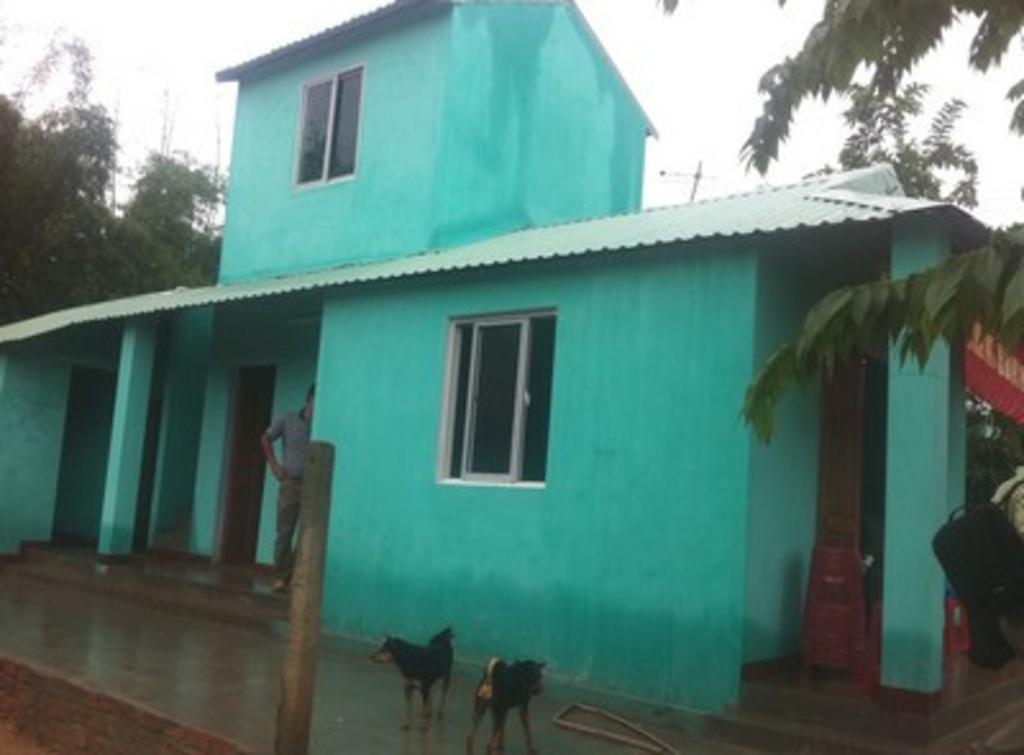 được xây dựng tại Quảng Nam, Quảng Ngãi