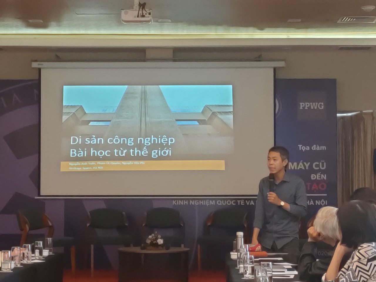 Diễn giả Nguyễn Anh Tuấn