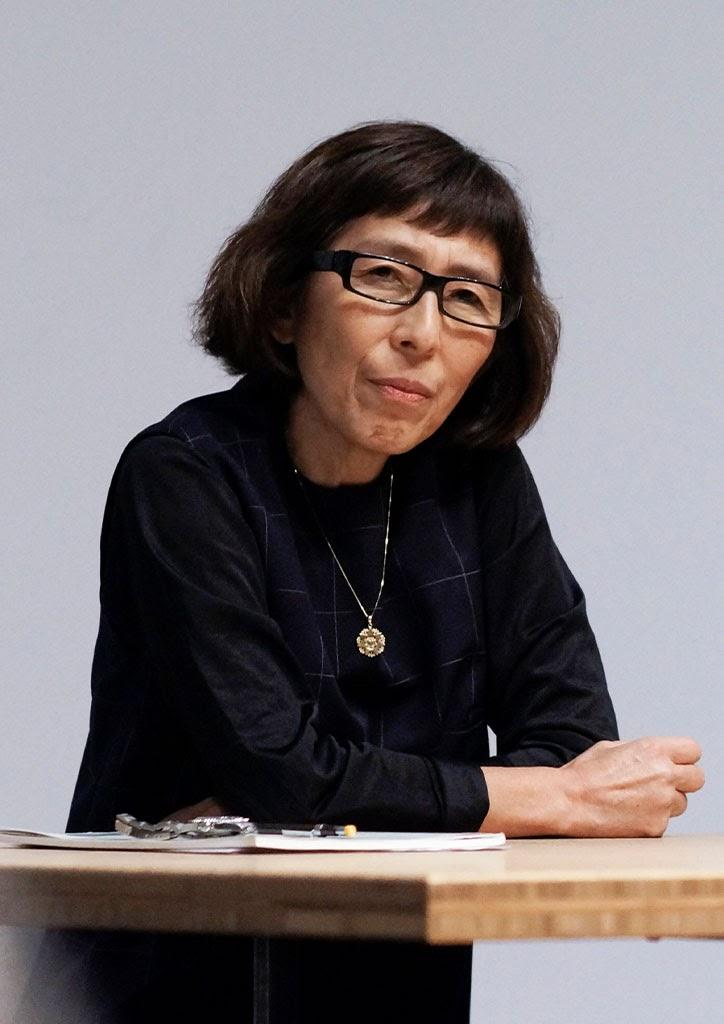 Kazuyo Sejima. (Nguồn: Columbia GSAPP (CC BY 2.0) via Wikipedia)