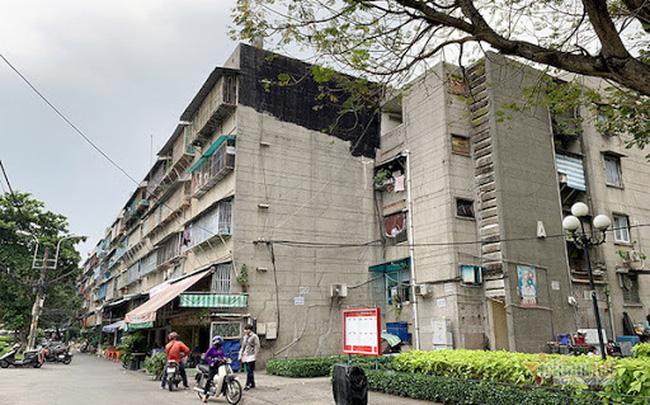TP.HCM thất bại trong việc 'giải cứu' chung cư cũ và nhà ven kênh (Ảnh: Internet)