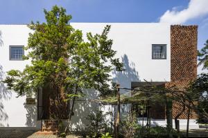 Wall House – Ngôi nhà biết thở