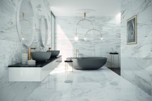 14 ý tưởng thiết kế phòng tắm cho nhà đông người