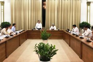 Thành phố Hồ Chí Minh kiến nghị phân cấp cho quận, huyện cải tạo chung cư cũ