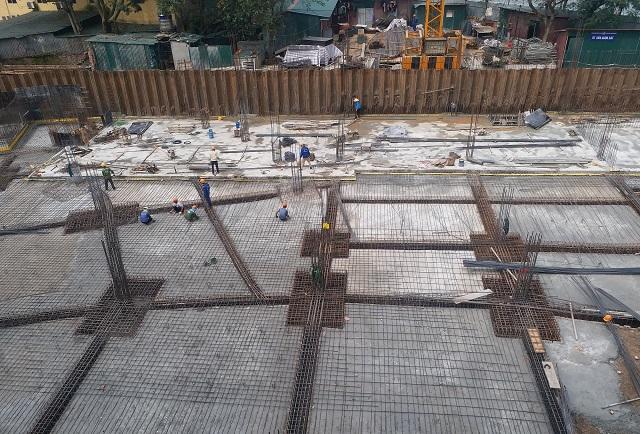 Các công trình xây dưng cần phải được kiểm tra chặt chẽ từ khâu thiết kế, thi công ban đầu. Ảnh: Mai Vân