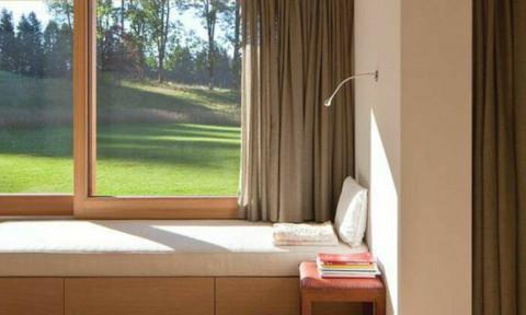 15 ý tưởng thiết kế ghế góc khéo léo