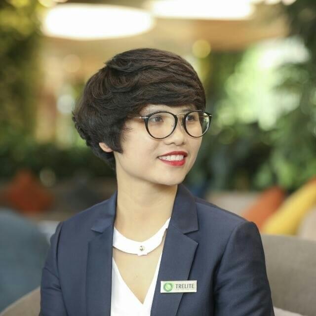 Bà Nguyễn Thuỷ Ngân, Co-founder của thương hiệu TreLife, Người tiên phong đưa Vật liệu tre cao cấp về Việt Nam