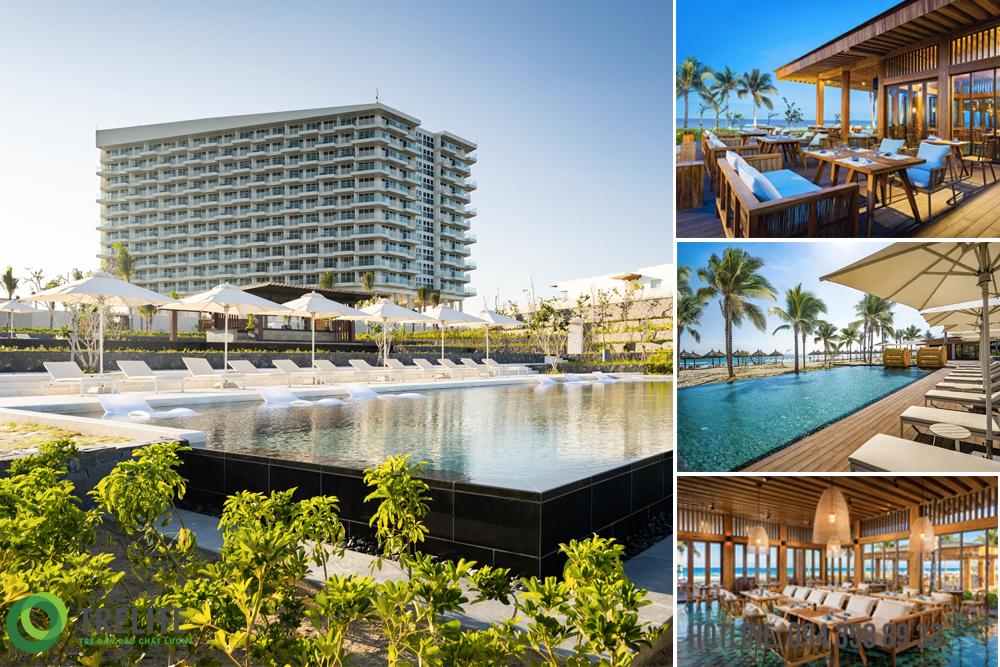 Resort Alma - công trình sử dụng sàn tre lớn nhất lớn nhất thế giới (năm 2019), với hơn 7.000m2