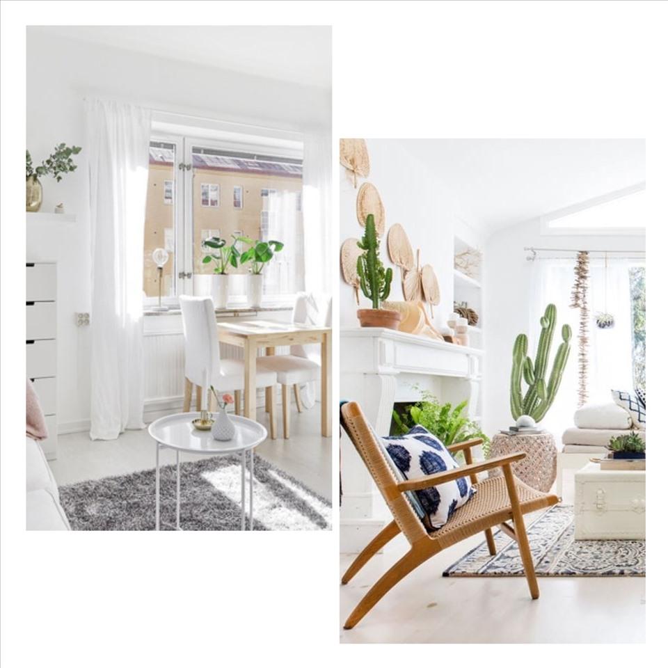 Sử dụng tông màu trắng không chỉ mang lại cảm giác rộng rãi cho căn phòng mà còn tạo sự sang trọng, tinh tế. Ảnh minh họa: Phương Duy