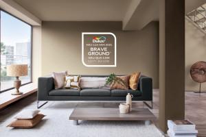 AkzoNobel công bố Màu của Năm 2021 – Nâu Quả Cảm (Brave Ground) – Lạc quan giữa biến động