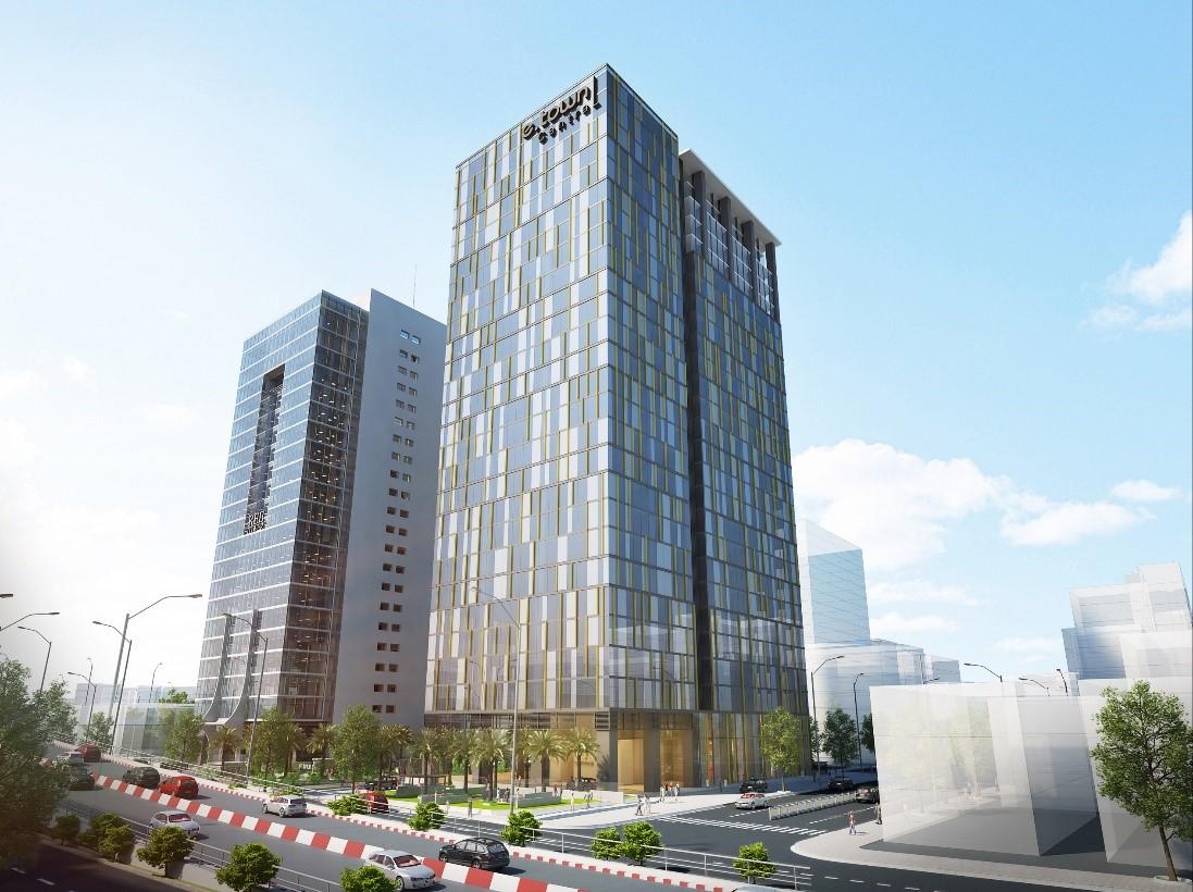 Tòa nhà văn phòng E.Tower Central – chứng chỉ LEED Vàng, 2018