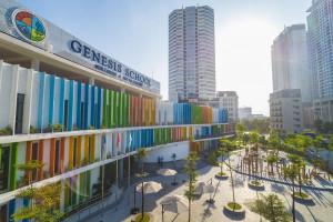 Phát triển công trình xanh trong Định hướng Phát triển Kiến trúc