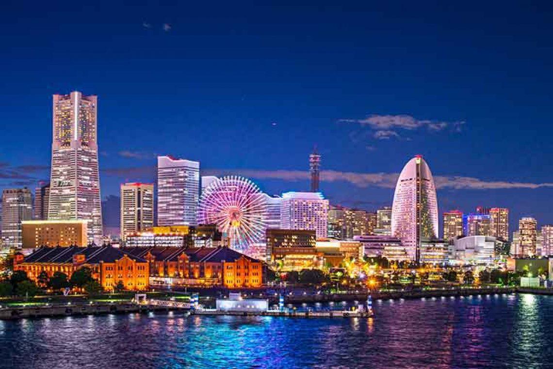 Thành phố biển Yokohama, Nhật thích ứng BĐKH