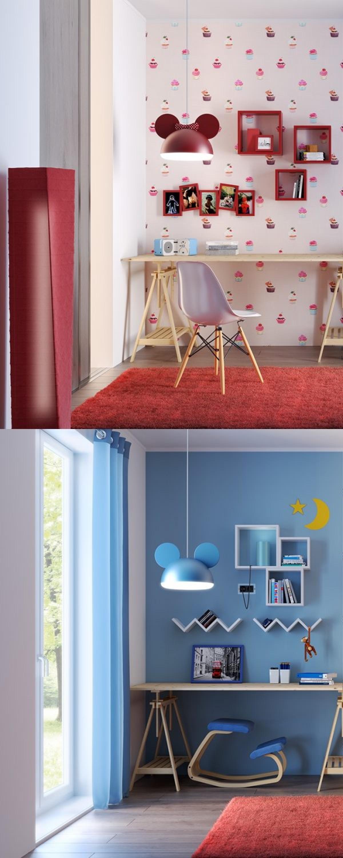 Một không gian được trang trí với các bức ảnh cá nhân, với dấy gián tường ngọt ngào. Quá ấn tượng phải không nào?