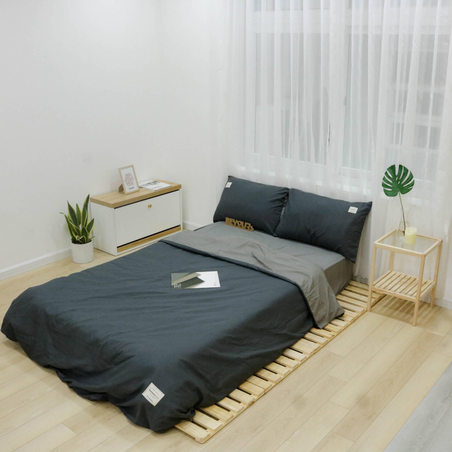Điểm đầu tiên khiến người dùng lựa chọn nội thất lắp ráp là tính linh hoạt, nhỏ gọn, dễ dàng di chuyển