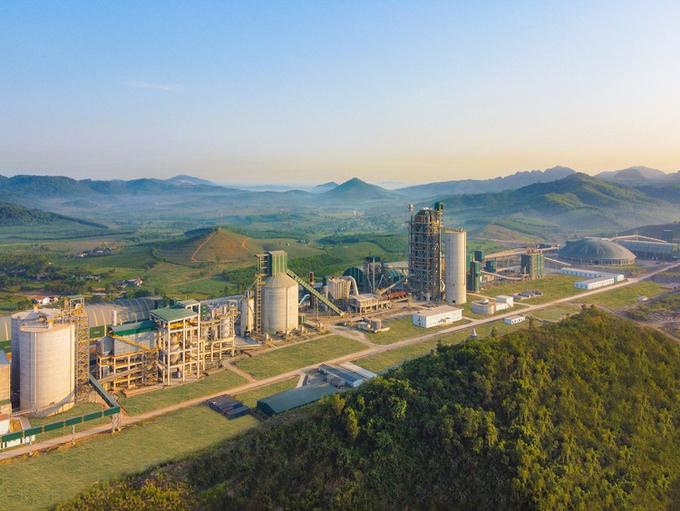 Nhà máy Xi măng Tân Thắng như một biểu tượng xanh trong ngành xi măng