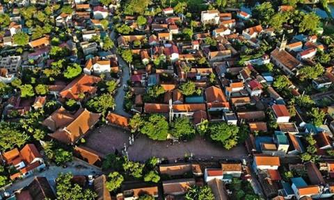 Quy hoạch kết nối không gian công cộng trong các làng nông thôn mới ven đô