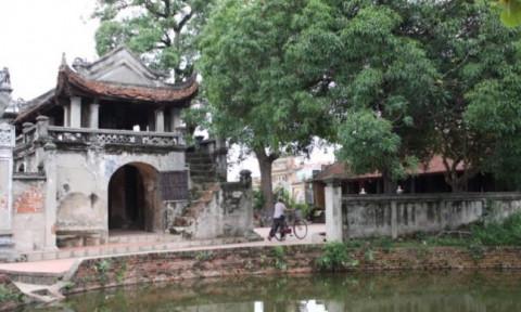 Làng Cựu phát triển giá trị văn hóa kiến trúc – du lịch làng nghề