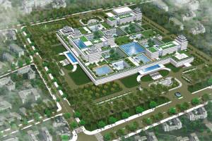Từ kiến trúc bệnh viện đến quy hoạch phức hợp công trình y tế và khu đô thị sức khỏe