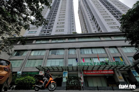 Nhiều quan chức về hưu vẫn không trả nhà tại khu nhà ở công vụ Yên Hòa, Cầu Giấy, Hà Nội - Ảnh: NAM TRẦN