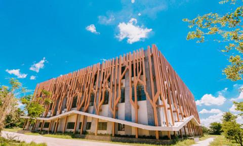Thư viện Trường Đại học Tiền Giang