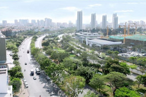 TPHCM điều chỉnh quy hoạch nhiều dự án phát triển đô thị trọng điểm