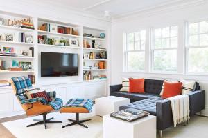 Ý tưởng và hướng đặt TV trong nhà