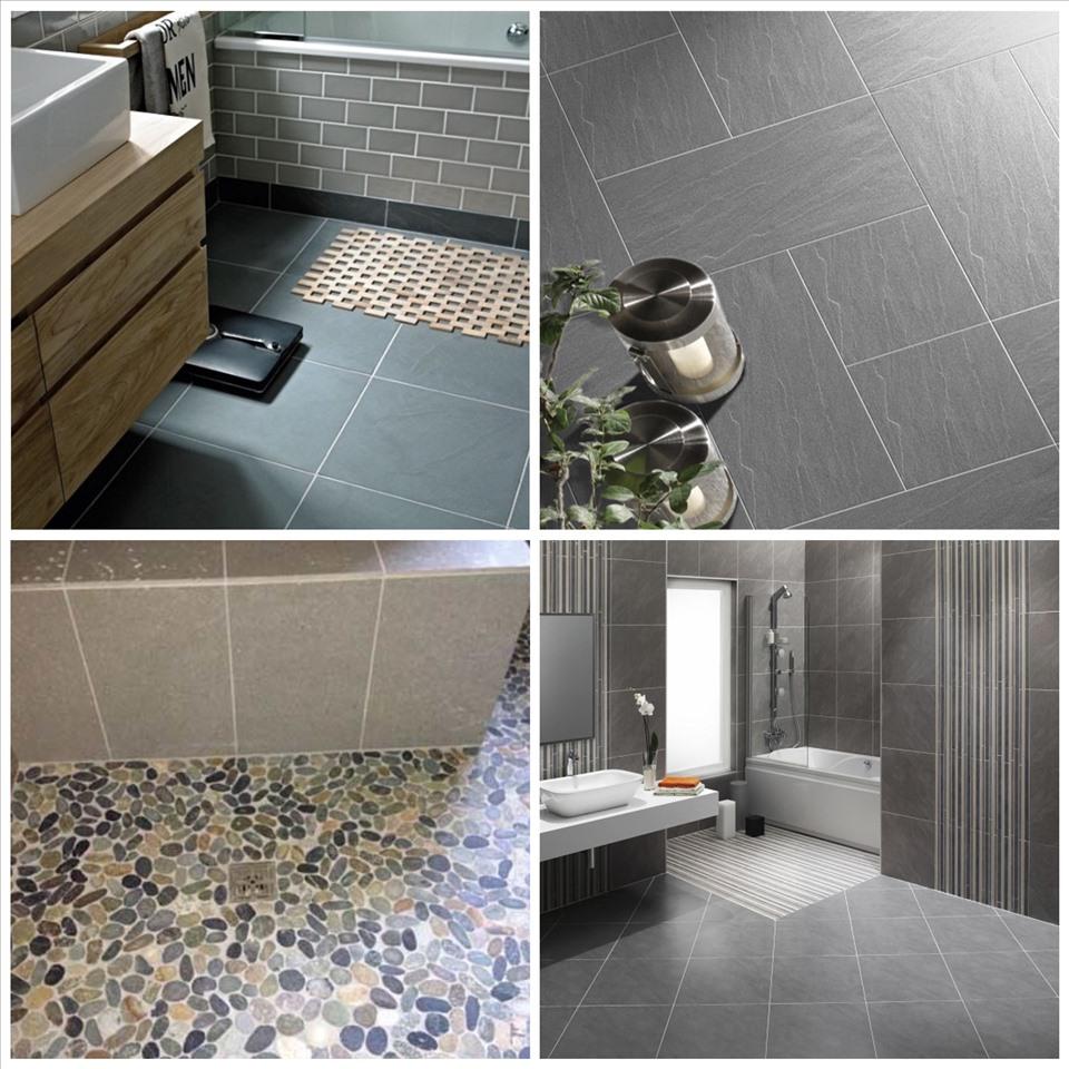 Sàn phòng tắm tiếp xúc thường xuyên với nước, hơi nước ở các áp suất khác nhau dẫn đến sàn dễ mất đi độ ma sát cần thiết