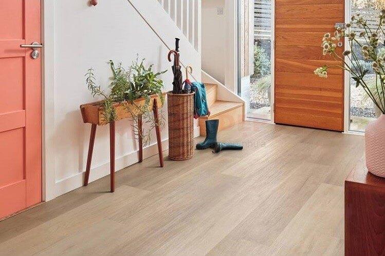 Bảo quản sàn gỗ đúng cách để căn phòng luôn đẹp