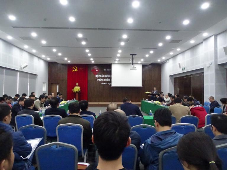 Hội thảo đã thu hút sự quan tâm, tham dự của đông đảo các chuyên gia, kiến trúc sư, đại diện các đơn vị quản lý, đơn vị chuyên môn