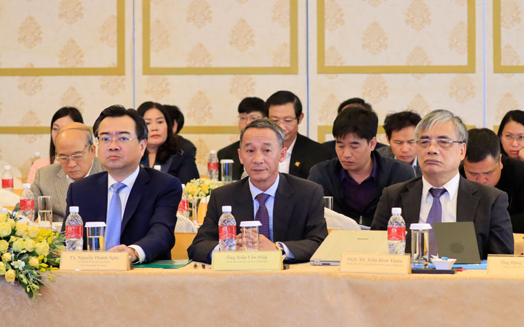 Lãnh đạo tỉnh Lâm Đồng và các bộ, ngành Trung ương tham dự hội thảo