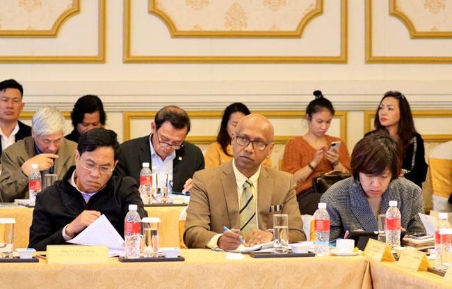 Lãnh đạo tỉnh và TP Đà Lạt tham dự hội thảo