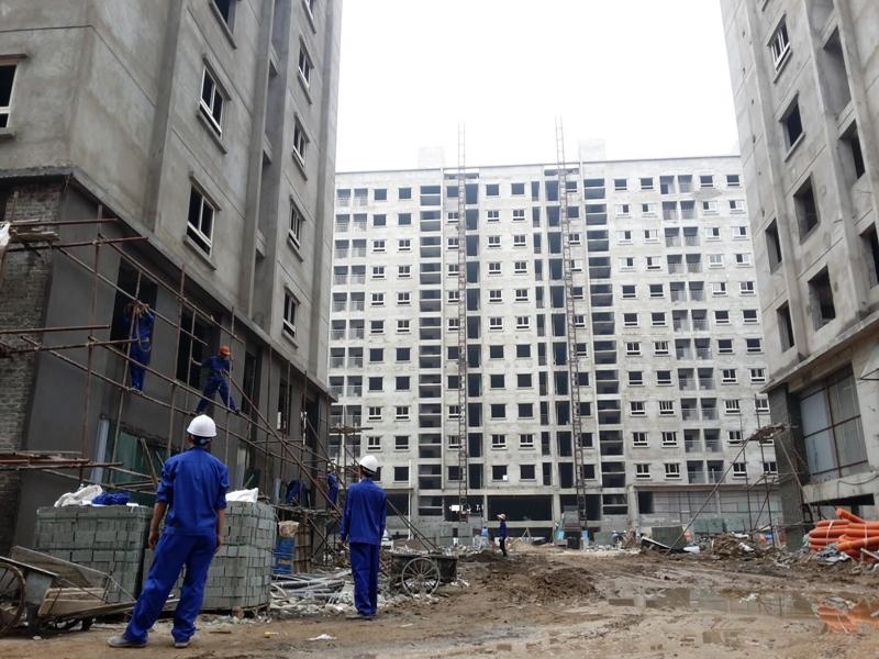 Thời gian cấp giấy phép xây dựng đối với công trình đã giảm từ 30 ngày xuống còn 20 ngày. Ảnh: VGP