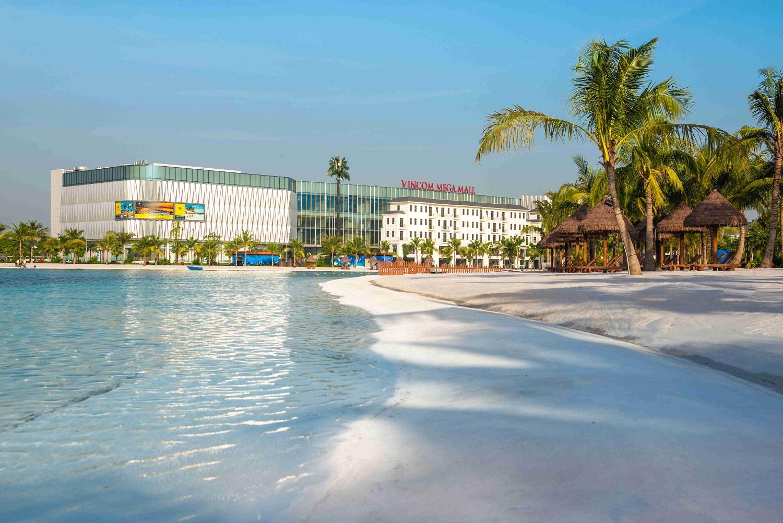 Văn phòng bán hàng Vinhomes tại TTTM Vincom Mega Mall Ocean Park – điểm đến mới sôi động nhất phía Đông Hà Nội